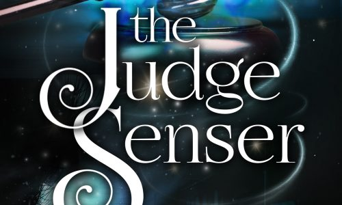 The Judge Senser by Soleah Kenna Sadge