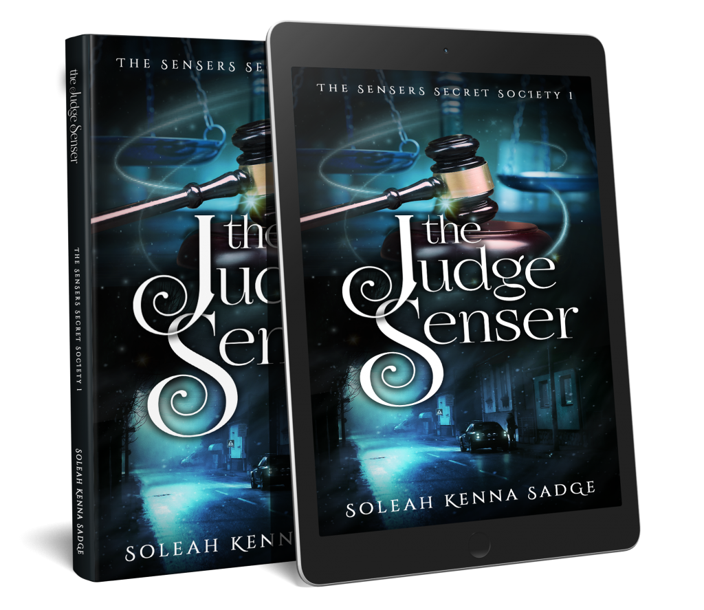 The Judge Senser A short story by Soleah Kenna Sadge