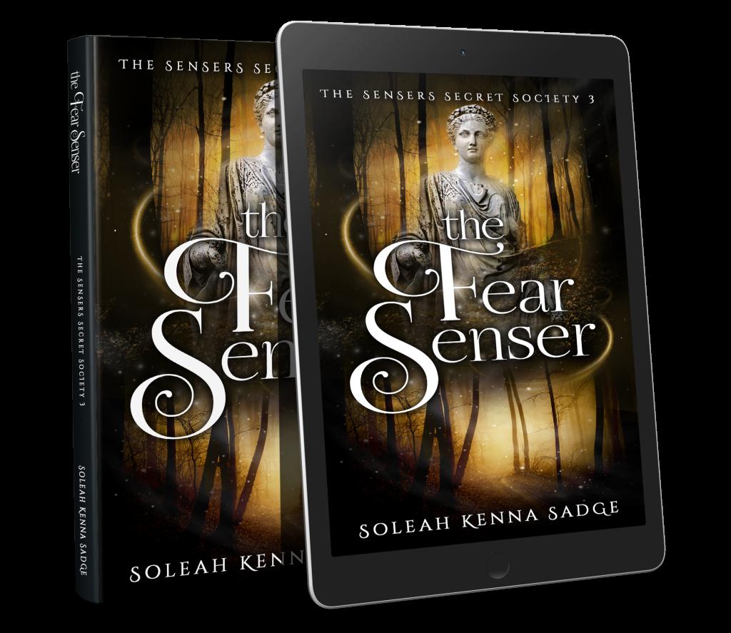 The Fear Senser, A supernatural short story by Soleah Kenna Sadge